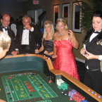 Richmond Casino & Poker Rentals - Craps Table - Dealers