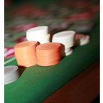 Richmond  Casino & Poker Rentals - Poker Chips - Dealer