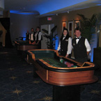 Richmond  Casino & Poker Rentals - Craps Table - Dealer